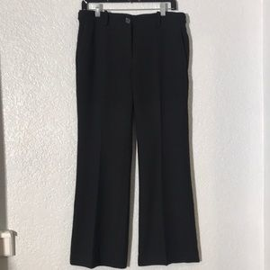 Ann Taylor Black Womens Dress Pants